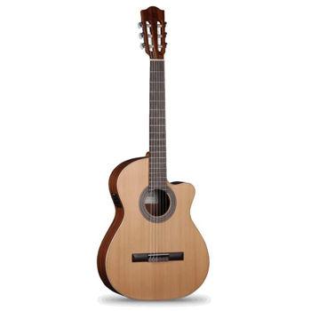 Picture of Guitare Classique Electro Acoustique ALHAMBRA Z NATURE