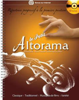 Picture of LE PETIT ALTORAMA Vol1 GARLEJ / PASQUIER +CD Gratuit