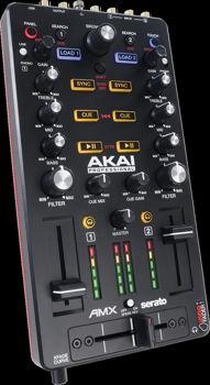 Image de Controleur DJ MIXAGE AKAI +SERATO AMX