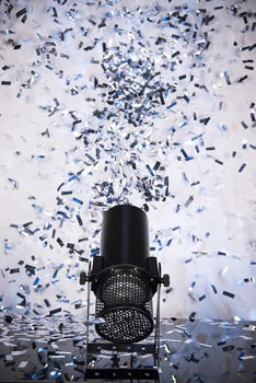 Image de RECHARGE MACHINE A CONFETTIS REFLECHISSANTS