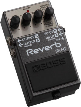 Picture of Pedale Effet REVERB Roland-Boss RV-6