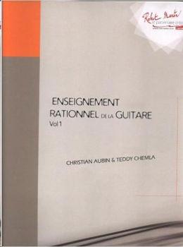 Image de AUBIN ENSEIGNEMENT RATIONNEL DE LA GUITARE 1 Guitare Classique