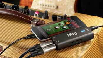 Picture of INTERFACE AUDIO USB GUITARE IK MULTIMEDIA iRig HD2 pour ios
