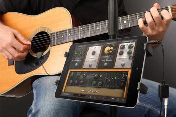 Picture of INTERFACE AUDIO Instruments Acoustique IK MULTIMEDIA pour iOs