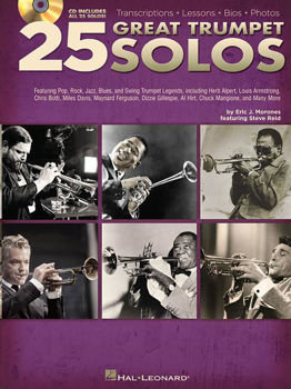 Picture of 25 GREAT TRUMPET SOLOS +CDgratuit
