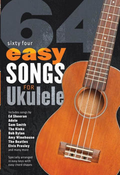 Picture of 64 EASY SONGS FOR UKULELE
