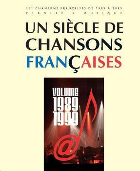 Picture of UN SIECLE CHANSONS FRANCAISES 89-99