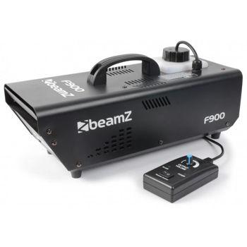 Image de MACHINE à effet BROUILLARD BEAMZ 900W + télécommande