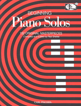 Picture of BEGINNING PIANO SOLOS 132 PIECES Paul Sheftel Piano