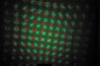 Picture of Projecteur LASER BEAMZ ROUGE ET VERT APOLLO