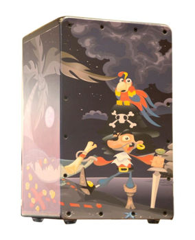 Picture of CAJON ENFANT PIRATE 3-6ANS