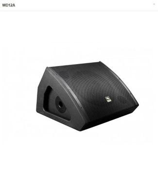 """Picture of Enceinte retour amplifie 12"""" 700W PROEL WD12A"""