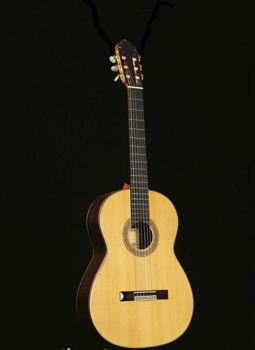 Picture of Guitare Flamenco ESTEVE 11 F C/B Epicéa / Palissandre Massif