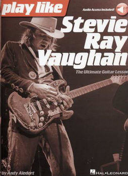 Picture of VAUGHAN STEVIE RAY PLAY LIKE +AUDIO ONLINE
