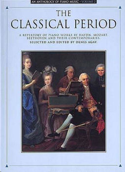 Image de ANTHOLOGY OF PIANO MUSIC VOL2 CLASSICAL PERIOD Piano