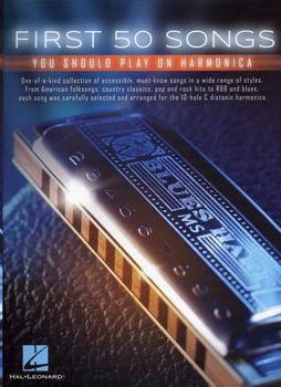Image de FIRST 50 SONGS YOU SHOULD PLAY Harmonica Diatonique 10 Trous en DO