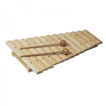 Picture of Xylophone Erable 13 Lames + 2 Mailloches GOLDON