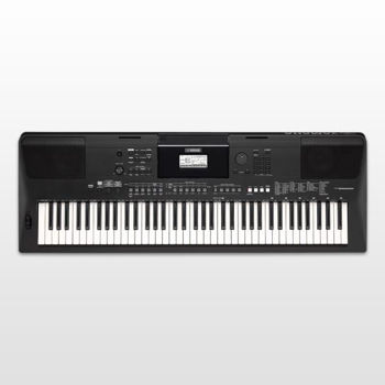 Picture of Clavier Arrangeur YAMAHA Série PSR EW410 Live 76 Touches