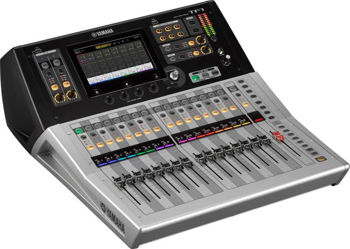 Image de Table Mixage Numerique YAMAHA Serie TF 1 40 CANAUX 23 BUS