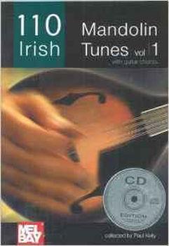 Image de 110 IRISH MANDOLIN TUNES +CD Gratuit