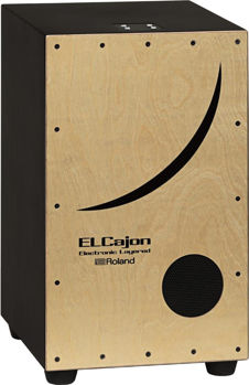 Picture of CAJON Electro Acoustique ELCAJON & ROLAND