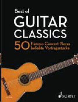 Picture of BEST OF GUITAR CLASSICS 50 Pièces Guitare