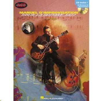 Image de JACOBS MANUEL IMPRO GUITARE JAZZ SID +CDgratuit Guitare Tablature