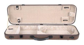 Picture of ETUI VIOLON 4/4 Bio Brun / Beige Rectangulaire