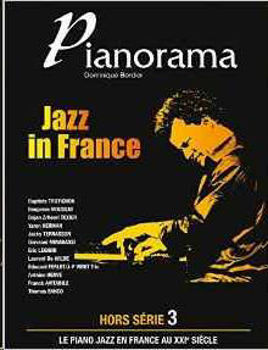 Image de PIANORAMA HORS SERIE 3 JAZZ IN FRANCE