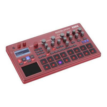 Picture of STATION SAMPLER KORG ELECTRIBE 2S Rouge