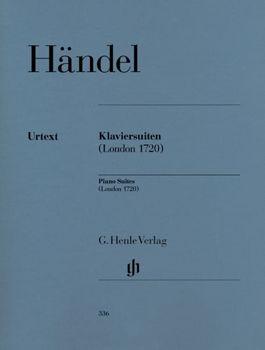 Picture of HAENDEL PIANO SUITES URTEXT Piano