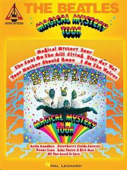 Image de BEATLES MAGICAL MYSTERY TOUR Guitare Tablatures