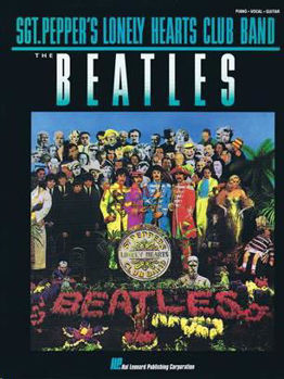 Picture of BEATLES SGT PEPPER'S LONELY HEARTS CLUB BAND Piano Voix Guitare