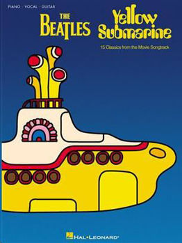Picture of BEATLES YELLOW SUBMARINE Piano Voix Guitare