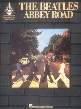 Image de BEATLES ABBEY ROAD BOOK GUITAR