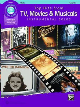 Picture of TOP HITS FROM TV, MOVIES & MUSICALS +CDgratuit Violon