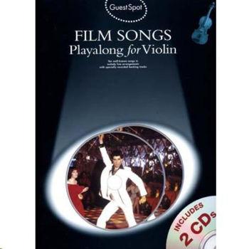 Picture of GUEST SPOT FILM SONGS VIOLON +2CDgratuits Violon