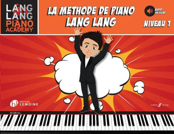 Image de LANG LANG METHODE DE PIANO NIVEAU 1 + Audio en ligne