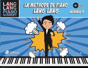 Image de LANG LANG METHODE DE PIANO NIVEAU 3 + Audio en ligne