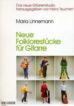 Picture of LINNEMANN NEUE FOLKLORESTUCKE Guitare Classique