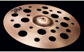 "Picture of CYMBALE 14"" FLANGER CRASH PAISTE PSTX SWISS"