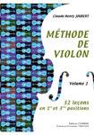 Picture for category Méthodes Violon