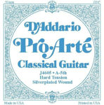 Picture for category Cordes guitares classiques