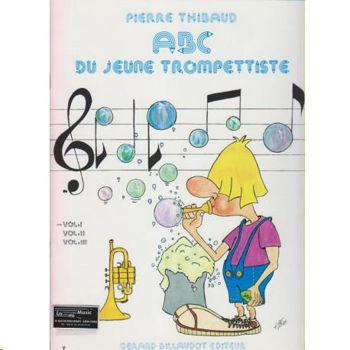 Image de ABC JEUNE TROMPETTE. V1 THIBAUD Methode
