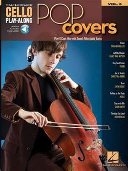 Picture of CELLO PLAY ALONG VOL5 POP COVERS  BOOK+AUDIO ONLINE Violoncelle