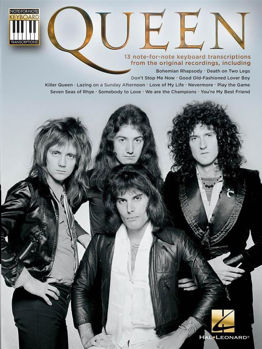 Image de QUEEN ORIGINALS TRANSCRIPTIONS KEYBOARD