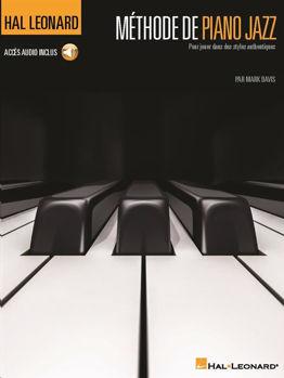 Picture of METHODE DE PIANO JAZZ BOOK+AUDIO