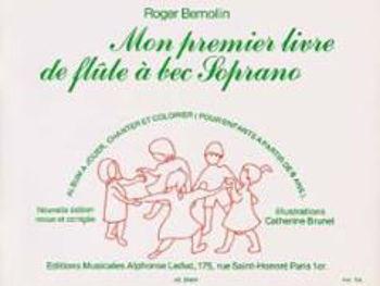 Picture of BERNOLIN MON 1ER LIVRE Flute à bec Soprano