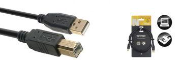 Image de Cable Informatique USB 2.0 01.5m
