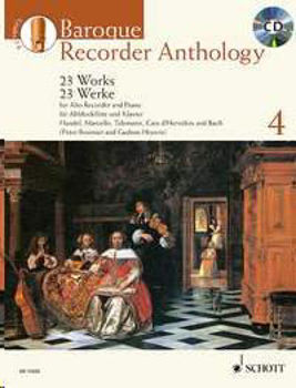 Picture of BAROQUE RECORDER ANTHOLOGY VOL4 +CDgratuit Flûte à Bec